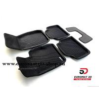 3D Коврики Euromat3D EVA В Салон Для BMW 3 (F30) (2010-) X-Drive № EM3DEVA-001223