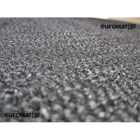 Текстильные 3D Коврики Euromat В Салон Для BMW X3 (G01) (2017-) № EM3D-001222G Серые